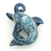 Lamp Bead Dolphin 2Pc 27mm Hula